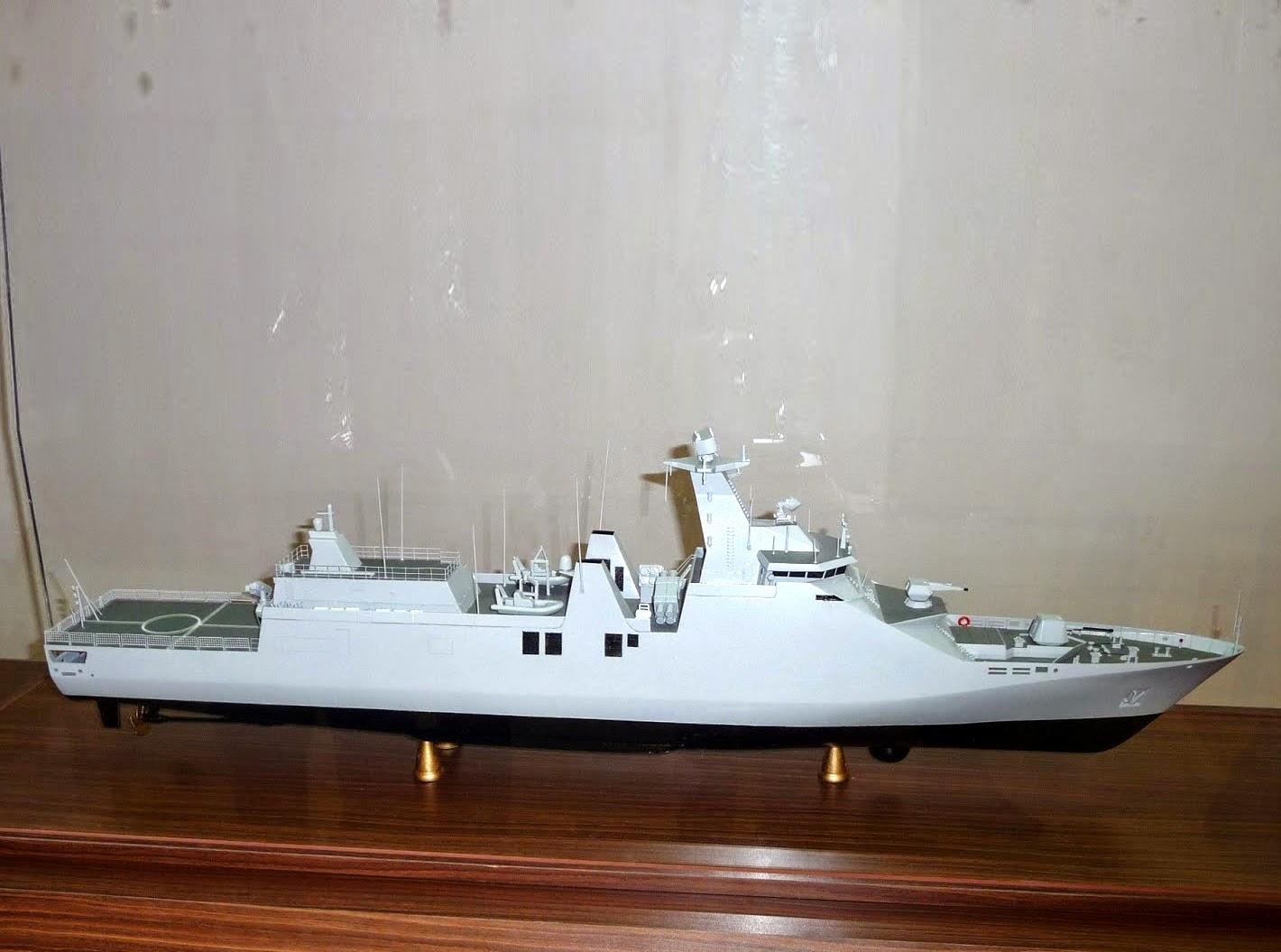 Kapal Perang PKR 10514