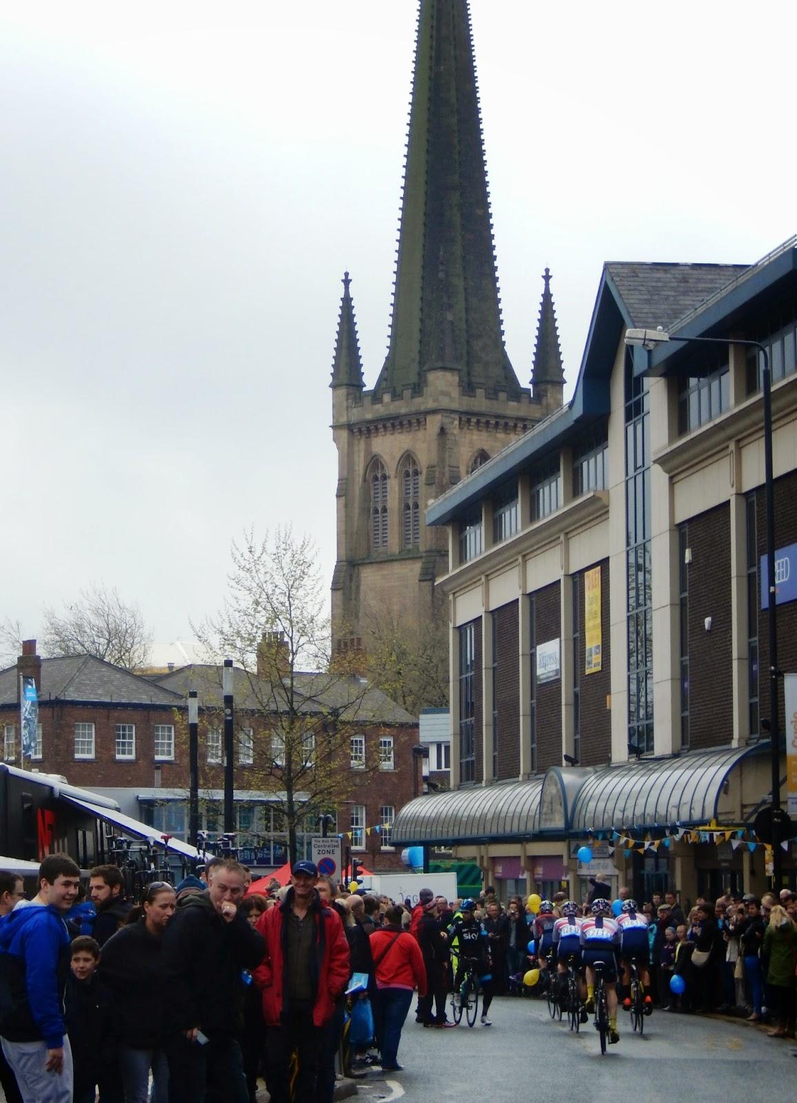 Tour de Yorkshire Wakefield