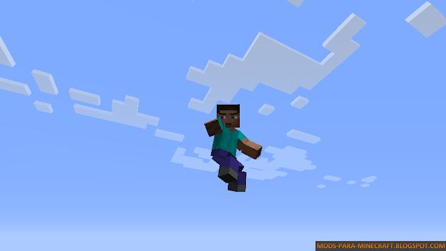 Animated Player Mod para Minecraft 1.6.2/1.6.4  Mods para Minecraft
