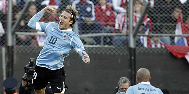 Uruguay-campeon copa America-2011