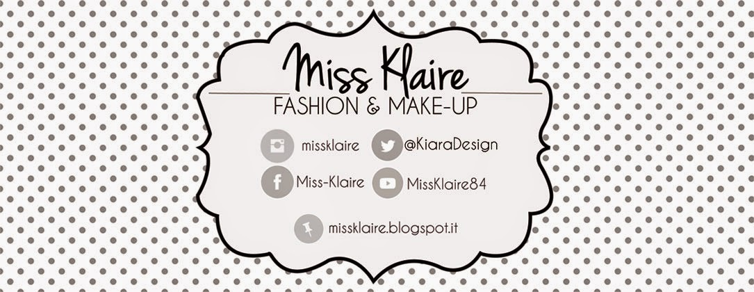 Miss Klaire - Fashion & Make Up