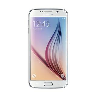 Samsung Galaxy S6 Edge-SM G925F White Smartphone
