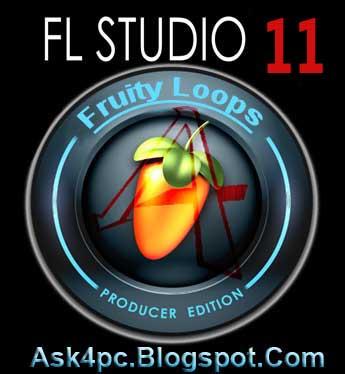 FL Studio Fruity Loops - Image-Line