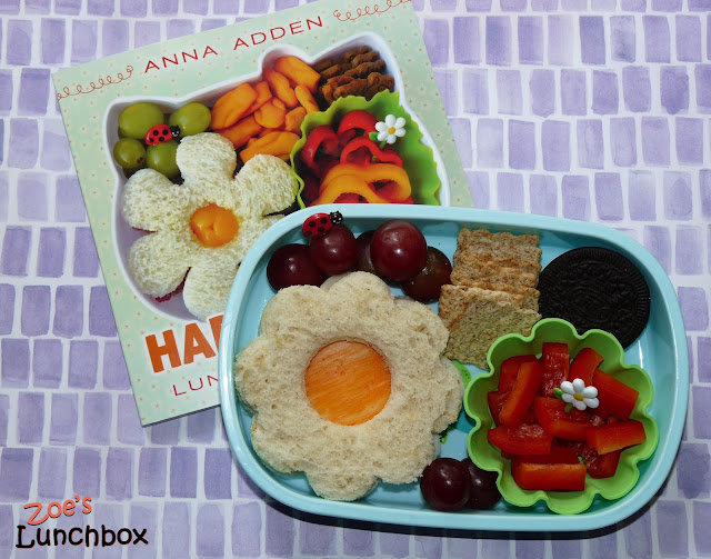 Happy Bento Flower Lunch