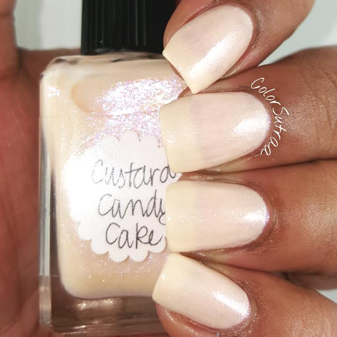 LYNNDERELLA Custard Candy Cake : Swatches, Review and NAIL ART ...