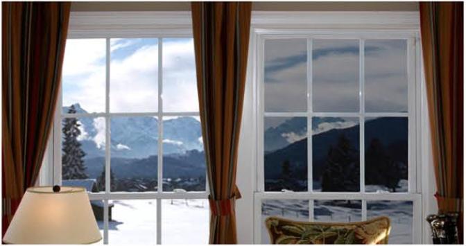 Aspen home improvements replacement windows doors for Most energy efficient replacement windows