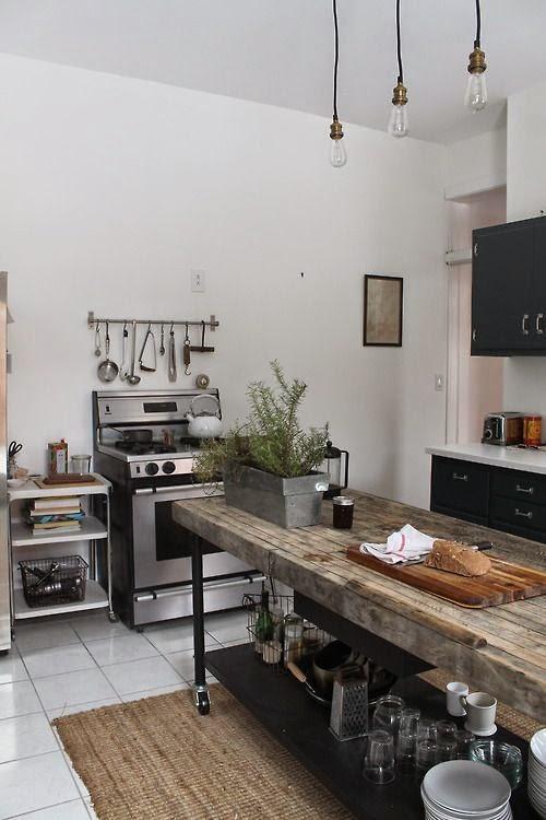 Vistoso Bancos Isla De La Cocina Imágenes - Ideas de Decoración de ...
