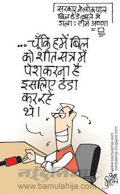 jan lokpal bill cartoon, corruption cartoon, parliament, upa government, congress cartoon, indian political cartoon