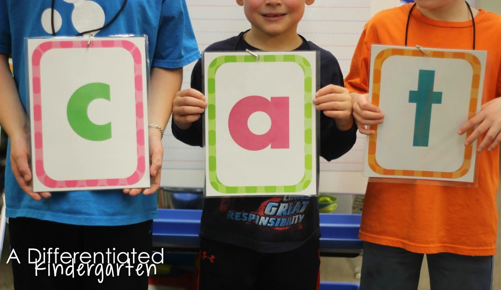 Free Making Words Placards for Word Family Instruction