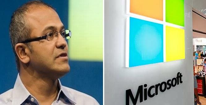 CEO baru untuk Microsoft
