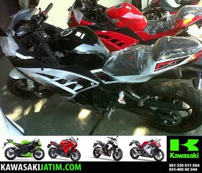 ninja 250SE ABS Putih