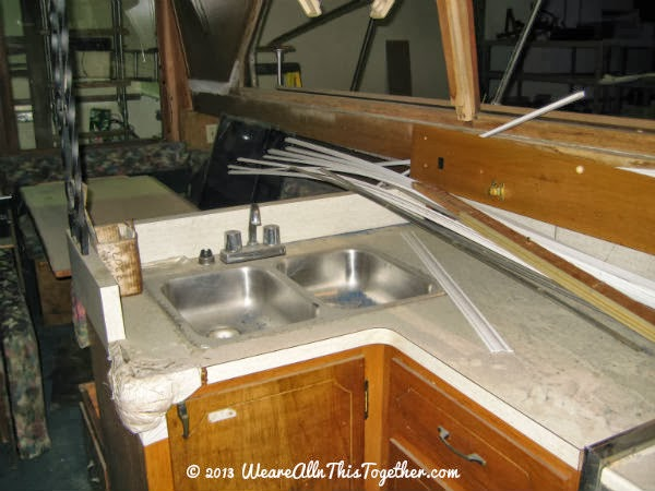 Carver Mariner Liveaboard boating