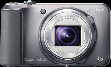 Sony Cyber-shot DSC-H90 Camera User's Manual