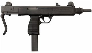 Steyr MPi 69 Submachine Gun