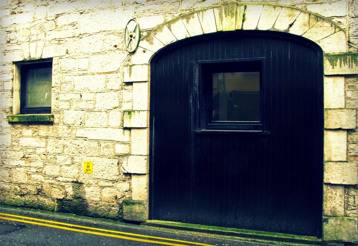 gate, window, galway city