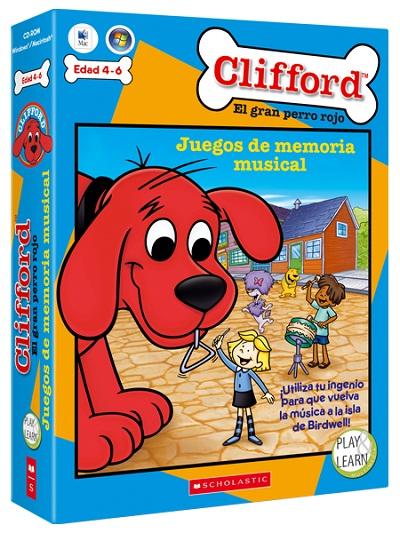 Clifford Juego de Memoria Musical PC Full Español