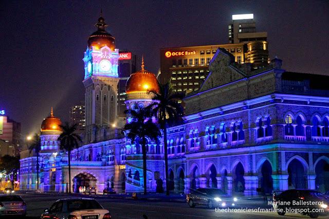 malaysia architecture