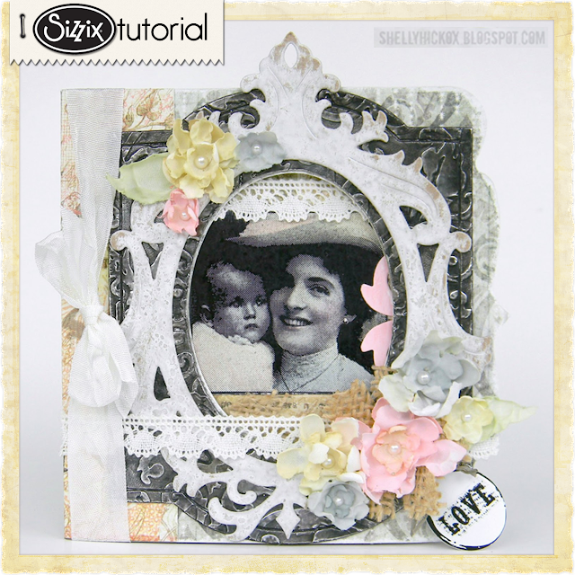 shelly hickox pop 'n cuts mother's day card tutorial for sizzix