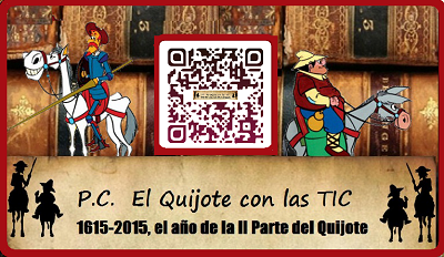 Proyecto Colaborativo el Quijote y Cervantes con las TIC
