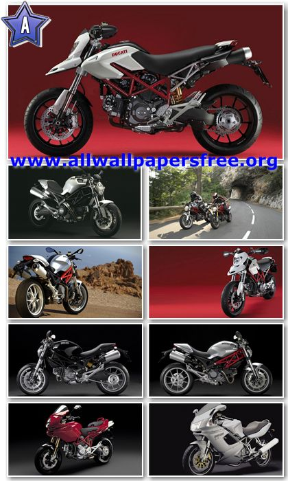 60 Amazing Motorcycles HD Wallpapers 1366 X 768 [Set 5]