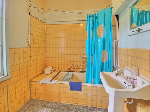 Pour ameliorer may 2013 for Queenslander bathroom