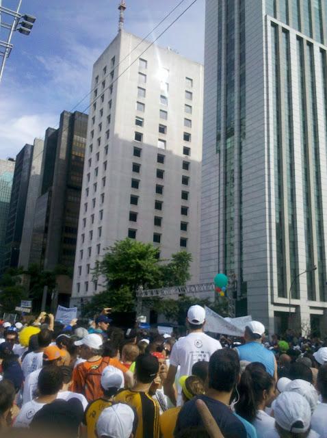 Fotos da Corrida de Rua de São Silvestre - Edição 2012