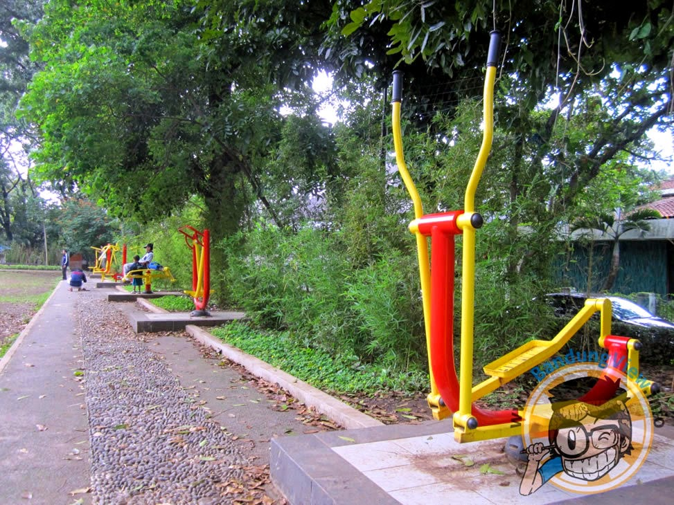 taman fitness Bandung
