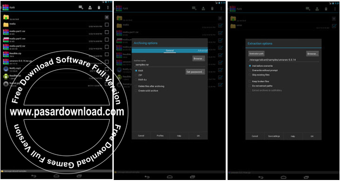 Download Rar for Android 2014.apk