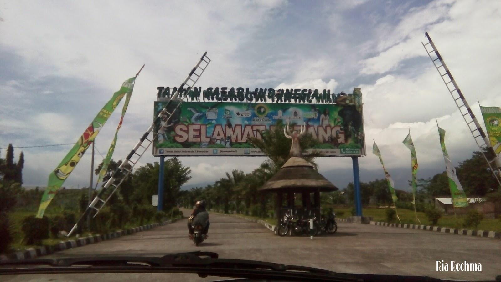 Part 1 Wisata Keluarga Di Taman Safari Indonesia 2 Mama Arkananta