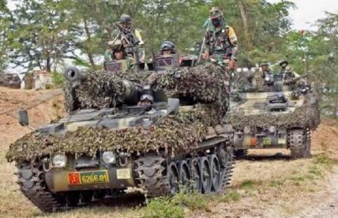 TNI siap mempertahankan NKRI
