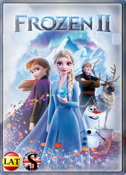 Frozen 2 (2019) FULL HD 1080P LATINO/INGLES