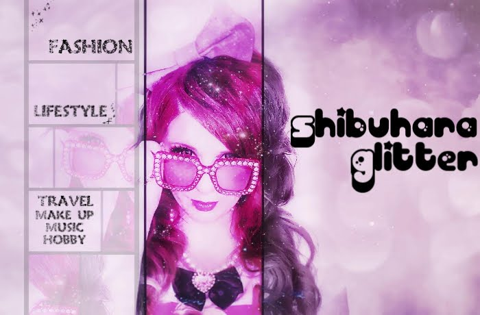ShibuHara Glitter