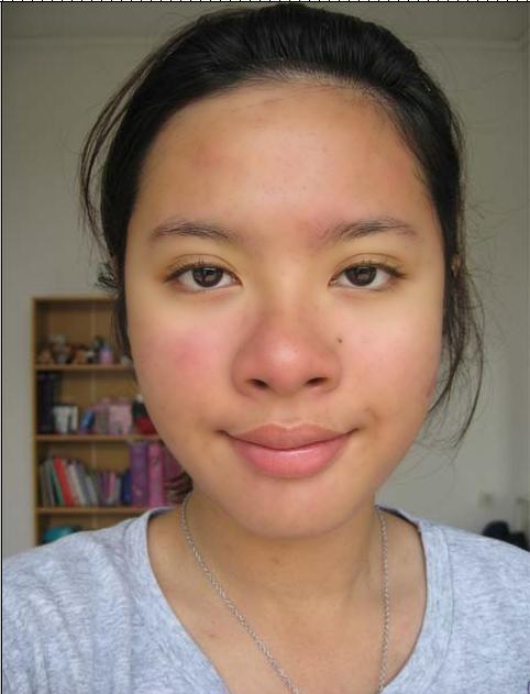 pic cara belajar how to create tutorial photoshop pemula membuat retouch wajah menghilangkan jerawat menghaluskan wajah kulit smoothing 1