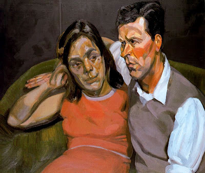 Lucien Freud - Michaels Andrew and June,1966
