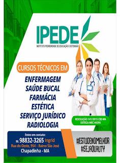 IPEDE Chapadinha