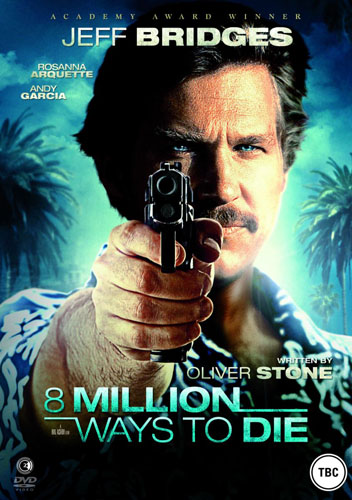 Matt Scudder 8 Million Ways to Die Poster