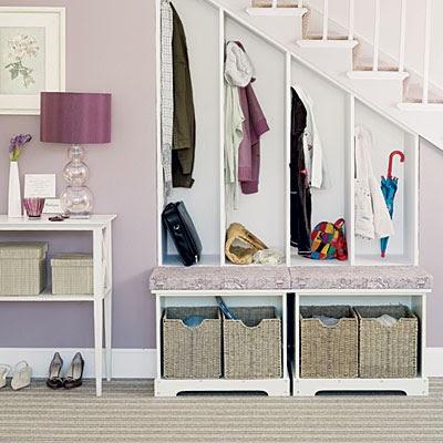 Aprovechar el rinc n bajo la escalera ideas para decorar - Disenar tu casa ...