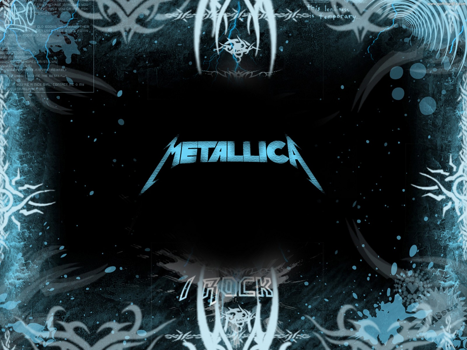 Metallica | Gothic Wallpaper Download