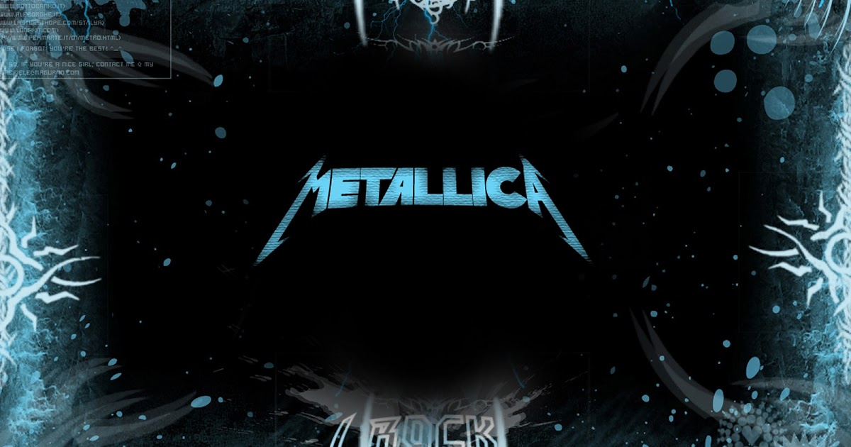 Metallica Gothic Wallpaper