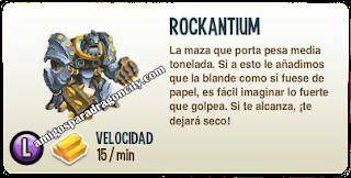 imagen de la descripcion del rockantium