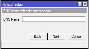 winbox mikrotik - hotspot setup 8