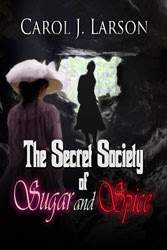 The Secret Society of Sugar and Spice Now Available!  Click the book jacket to learn more.