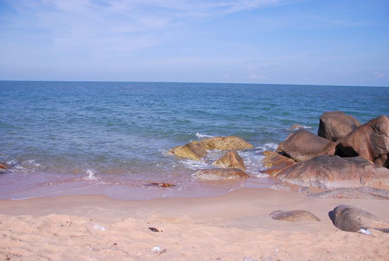 Du lịch biển ở Long Hải