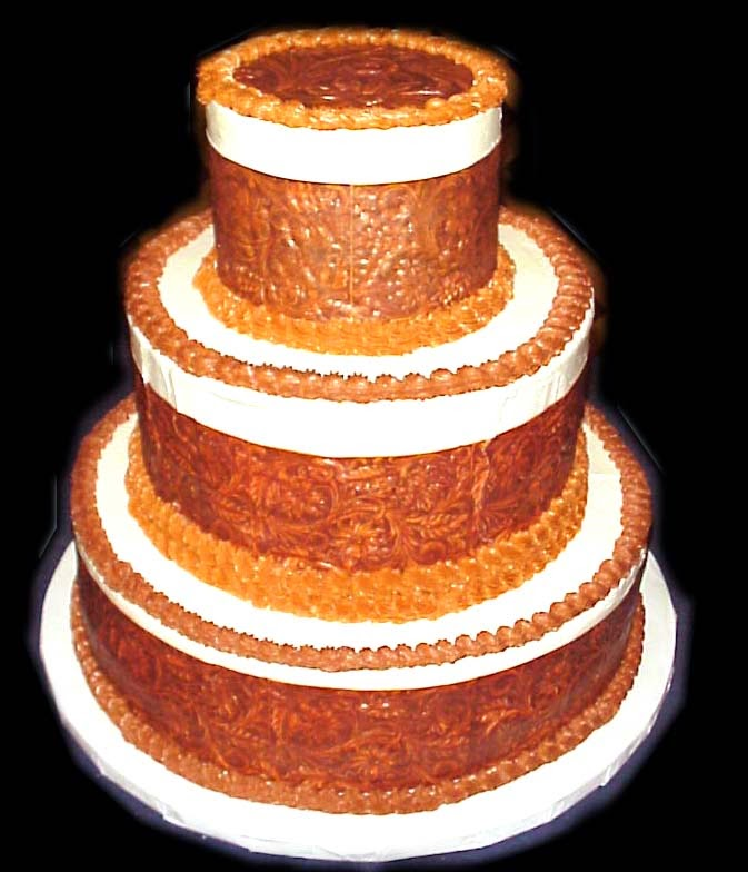 Harlequin SuperRomance Authors Blog: Wild Wedding Cakes for a ...