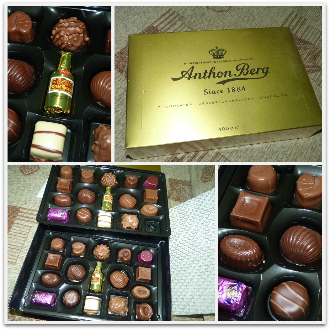 Anthon Berg Gold Box Edition Chocolate - A Day In The Life Of This ...