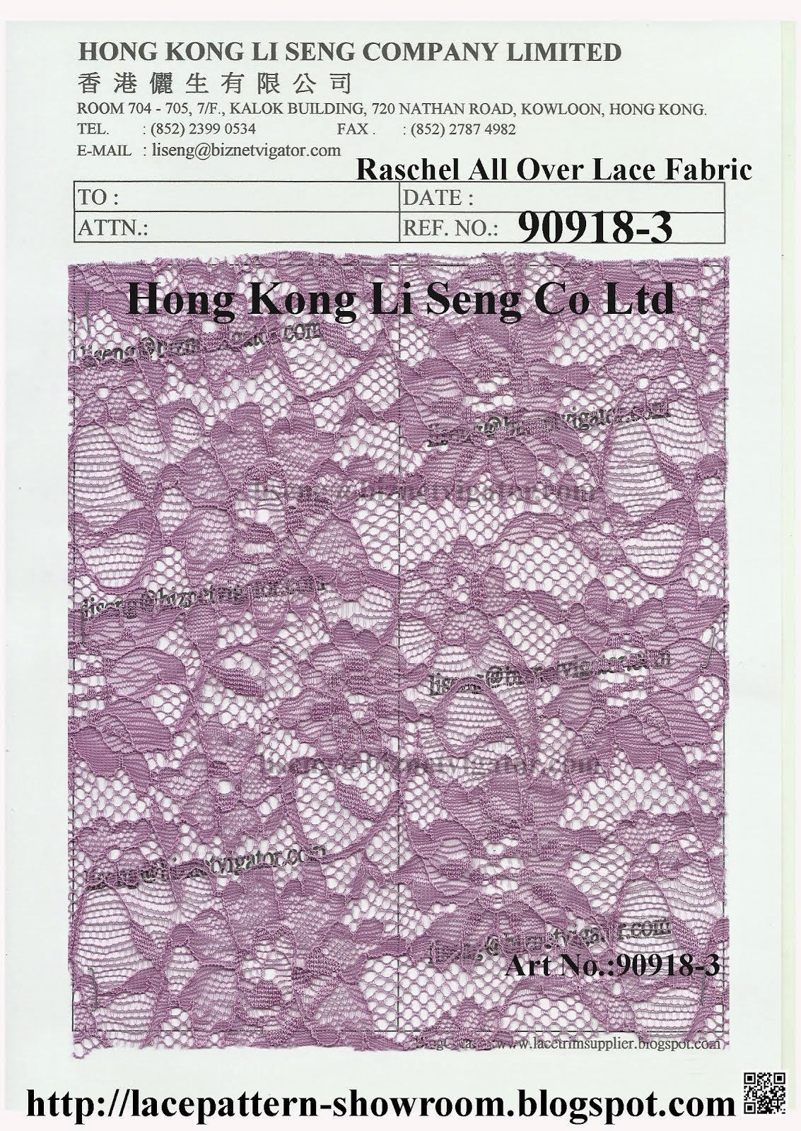 Dye to Match Lace Fabric Manufacturer Wholesale and Supplier - Hong Kong Li Seng Co Ltd