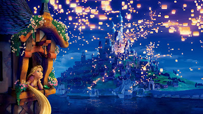 Disney Tangled Wallpapers Download Free
