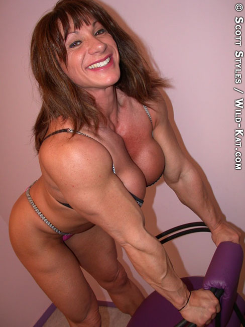 Kathy Connors Female Muscle Bodybuilding Blog