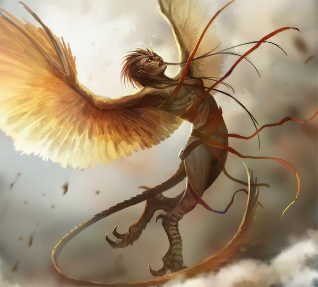 Harpy por telthona