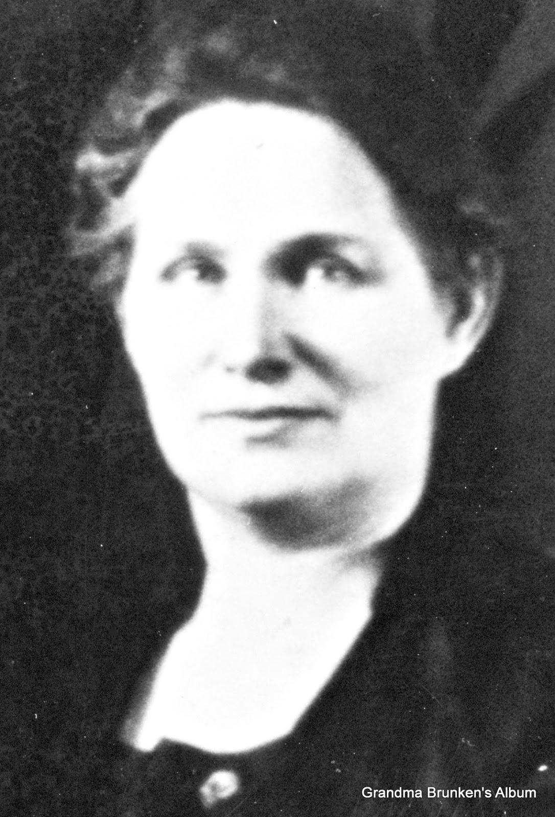 Fredericka Mary (Brunken) Witt